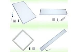 Vision Comfort Lamper Tynde Paneler Med Led Lys